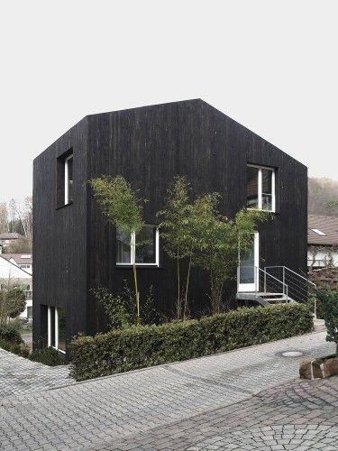 Architects: Architekturbüro Scheder Location: Hohenecken, Germany Structural Engineering: Eva Gottschall, Saalstsdt Completion: 2011 Photographs: