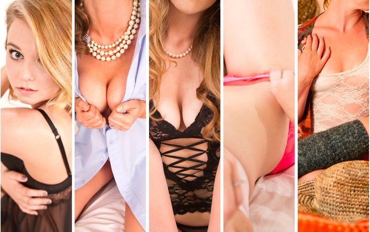 What to Wear to Your Boudoir Shoot. Our favorite boudoir outfits.