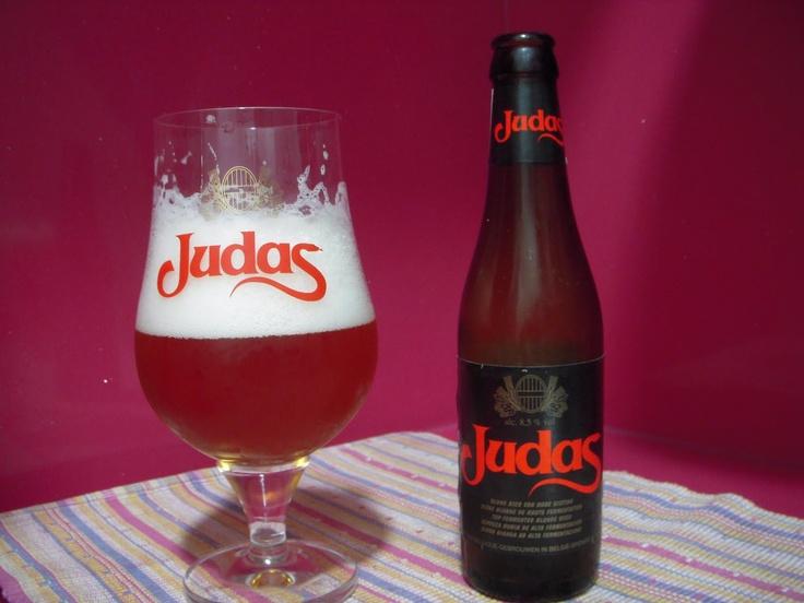 Judas. Belgium.