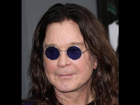 Today's news Ozzy Osborne injured in house fire.