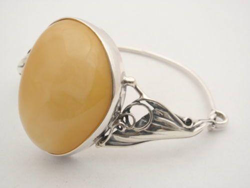 Obecnie na aukcjach #Catawiki: Damska   bransoletka z bursztynem #GT1#