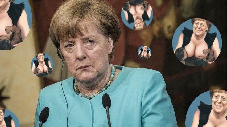 La politique de la chancelière allemande Angela Merkel, réputée pour sa bienveillance à l'égard des migrants, est remise en cause par 45% des sondés