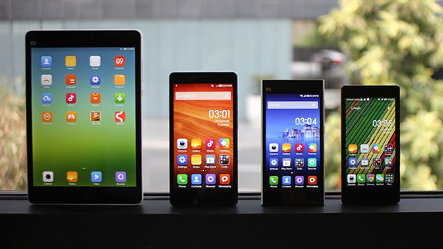 Xiaomi managed to sell almost 35 million smartphones this year alone