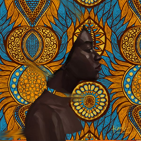 Melanin To Boot Melanin To Bootu00a0by Nigerian artist Adekunle Adeleke, who is… – İn design.ga
