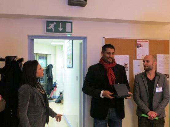 Mr. Zaryab Malyk....Man of the Year 2012!!