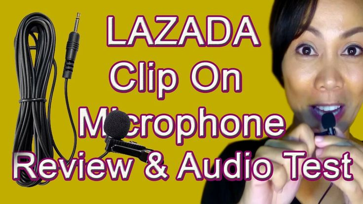 Lazada Clip on Microphone for your video (Review) audio test | Cykaniki - WATCH VIDEO HERE -> http://pricephilippines.info/lazada-clip-on-microphone-for-your-video-review-audio-test-cykaniki/      Click Here for a Complete List of iPad Mini Price in the Philippines  *** ipad mini speaker dock philippines ***  This Mini Portable Clip-on Lapel Lavalier Hands-free 3.5mm Jack Condenser Wired Microphone Mic for iPhone iPad Smartphones Computer PC Laptop Review for your video voic