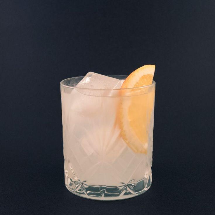 Cointreau & Tonic Drink Recept