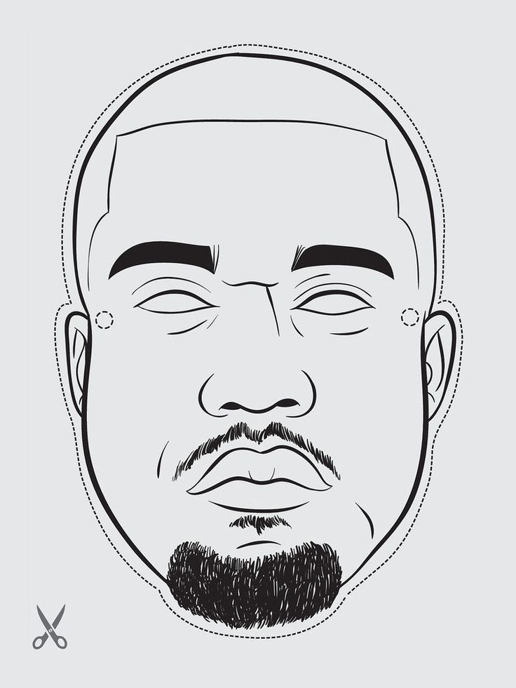 Crafts with kanye a new book lets you color in your favorite rappers bun bcoloring