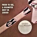 CDV-742 Dosimeter and CDV-750 Dosimeter Charger « PocketMagic