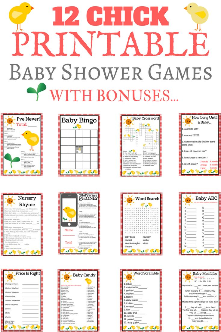 Games for baby online free