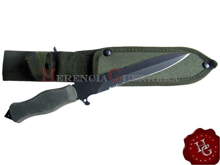 Cuchillo Yarara ASAE 601 — Herencia Guerrera