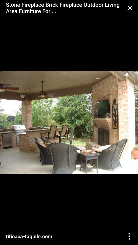 Outdoor Küche Design, Küche Ideen, Einfache Küche Im Freien, Kamine, Dachte  Outdoor Küchen, Außenbereiche, Außenräume, Design Kitchen, Kitchen  Fireplaces