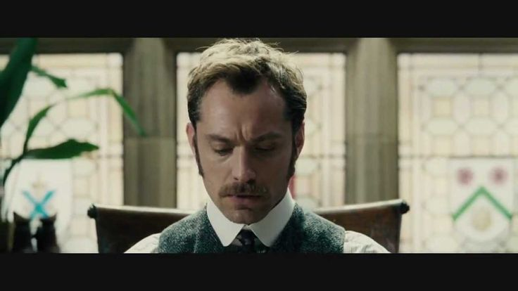 Sherlock Holmes: A Game of Shadows (2011): Behind The ...