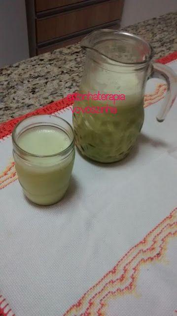 Cozinhaterapia Vovoszinha: Limonada Indiana
