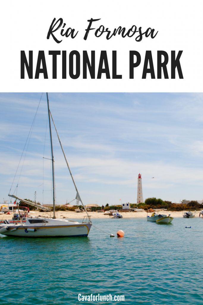 Ria formosa boat trip / boat trips from #Faro / day trips #Algarve #NationalParks #RiaFormosa #Portugal