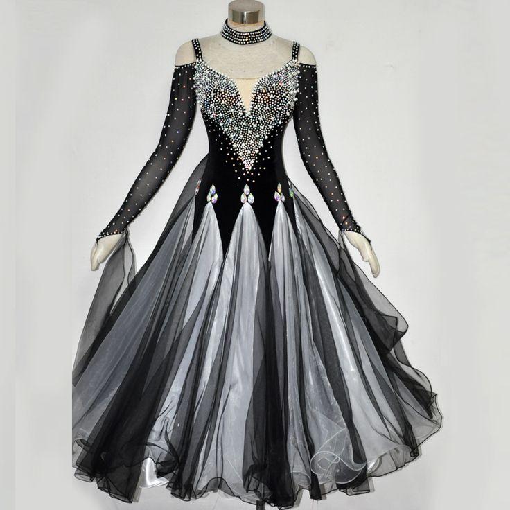 Les 25 meilleures id es de la cat gorie robes de bal latin sur pinterest robes de bal - Robe de danse de salon pas cher ...