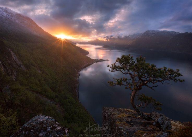 Sunshower by Haakon Nygaard on 500px