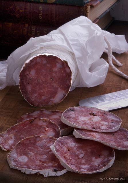 Curing Ground Meat: Soppressata