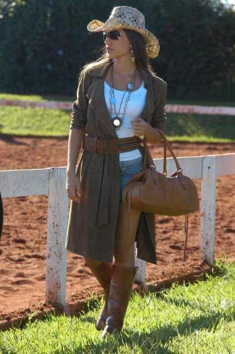Resultado de imagen para look de ropa de mujer de country  6f017edb06b