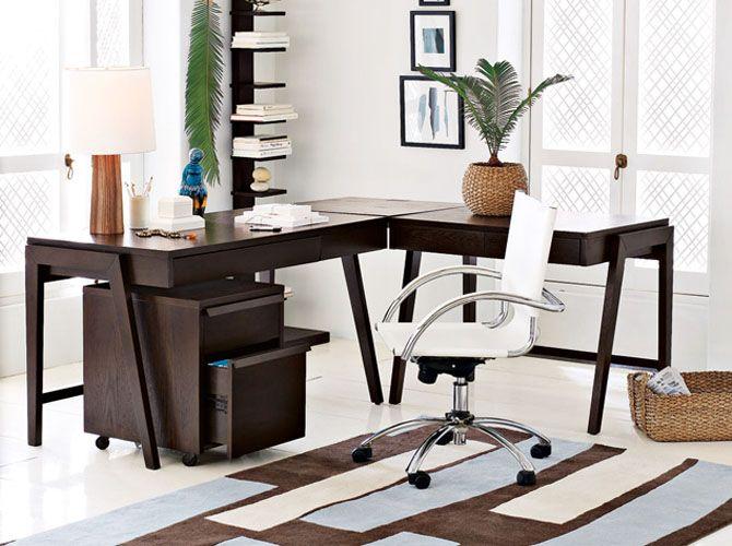 19 best home office images on pinterest | home office desks, home