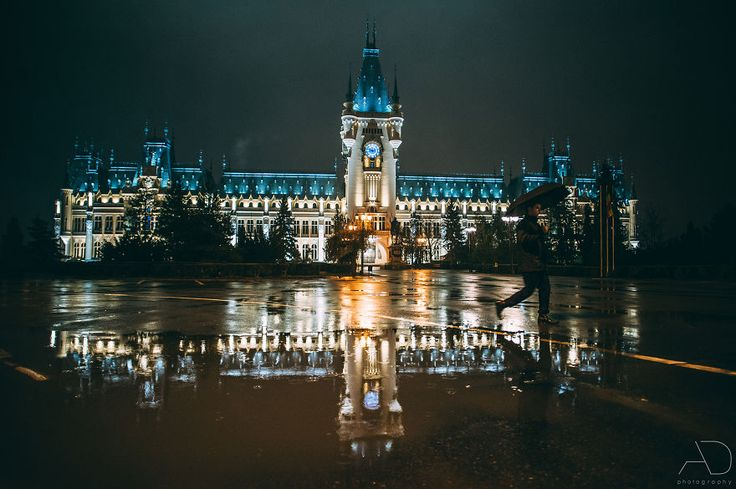 Iasi - Beatutiful city in Romania!