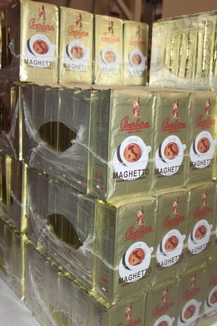 Palates of Barbera Italian magic Maghetto almost ready for shipping