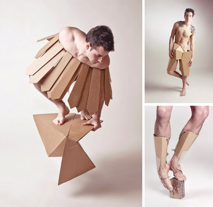 12 best images about cardboard clothing on Pinterest | Diy ...