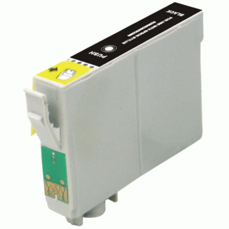 CYAN COMPATIBLE INK CARTRIDGE FOR EPSON T0801Bk €3.76
