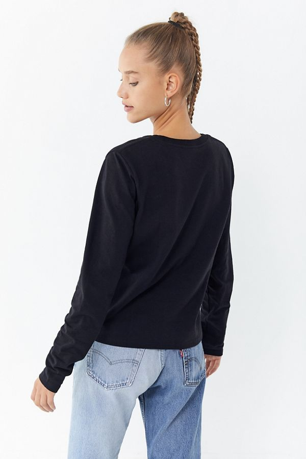 a127bd613fb Slide View  2  UO The Little Brother Long Sleeve Tee