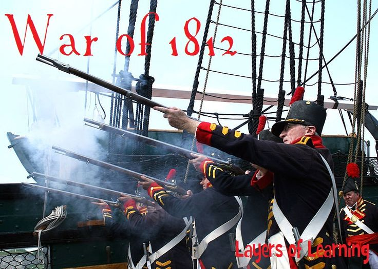 War of 1812, a history lesson for you so you can teach your kids.