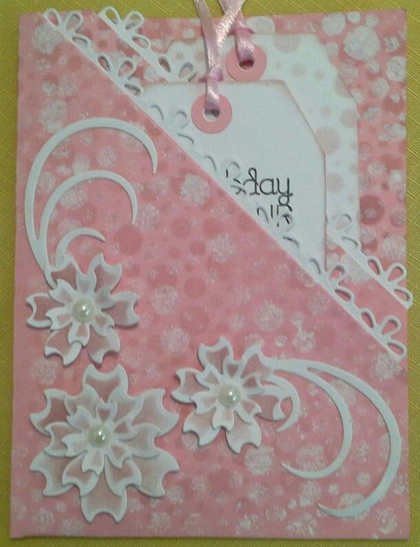 19th March 2016 Alison's card