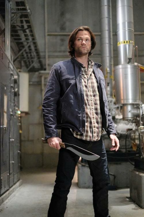 Sam Winchester, the Bad Ass Mother F**ker!