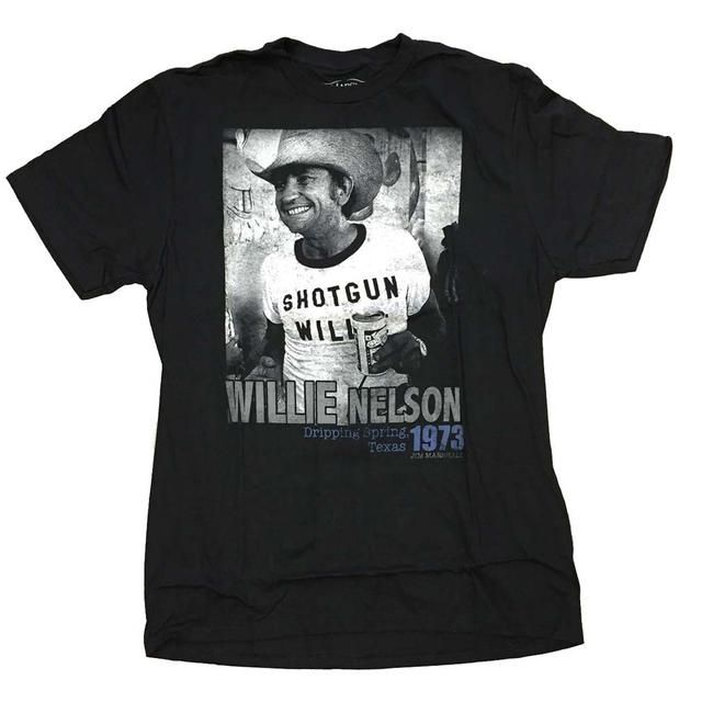 Willie Nelson T Shirt   Willie Nelson Texas 1973 T-Shirt  ❤YES!! My bday gift❤