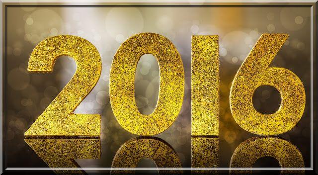 IMAGES POUR BLOGS ET FACEBOOK: Bonne année 2016: