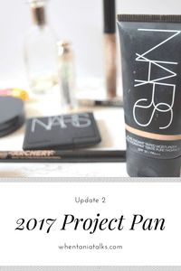 2017 Project Pan Update 2 | Want to see my progress on my 2017 project pan? Find what I've finished, the financial total of this and what I've added in my 2017 Project Pan Update 2!