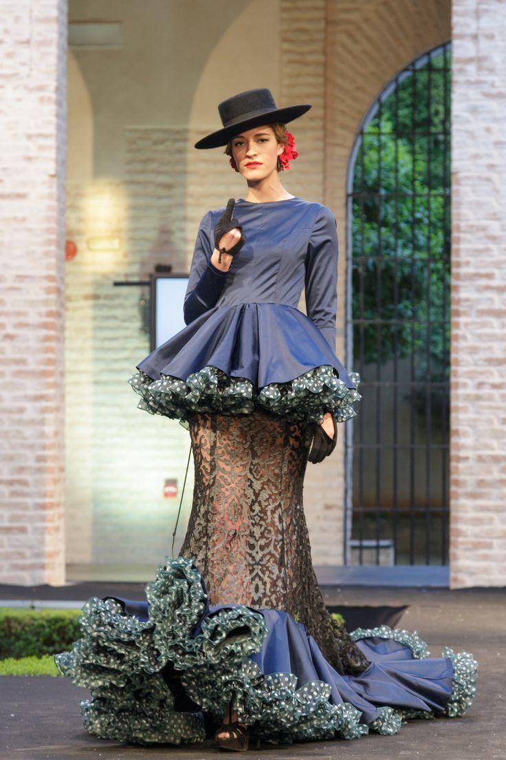 La colección de José Raposo presentada en la Pasarela Wapíssima de Sevilla de Moda fue actual, elegante y como se dice en el ambiente fashionista 'muy moda'