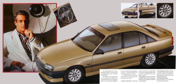 Billedresultat for opel auto brochures