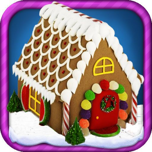 Download IPA / APK of Gingerbread House Maker! for Free - http://ipapkfree.download/4847/