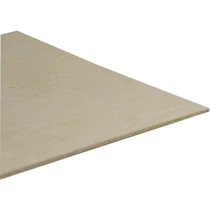 Plattenmaß: 1200x600 • Besonderheit: besonders Biegsam und Stabil ✓ Sperrholz Pappel 1200 mm x 600 mm x 8 mm Stärke im OBI Online-Shop kaufen