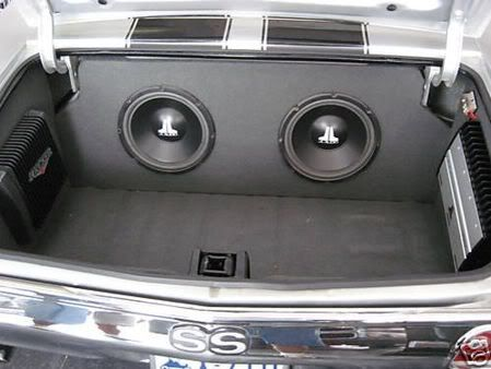 chevelle becausess trunk custom car stereo install jl audio car JL Audio Amps chevelle becausess trunk custom car stereo install jl audio car audio custom installs pinterest cars custom cars and custom car audio