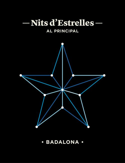 #nitsdestrelles #badalona #illustration #stars