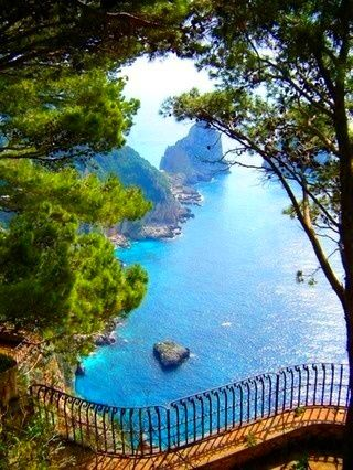 Sorrento, Capri + the Amalfi Coast, Italy