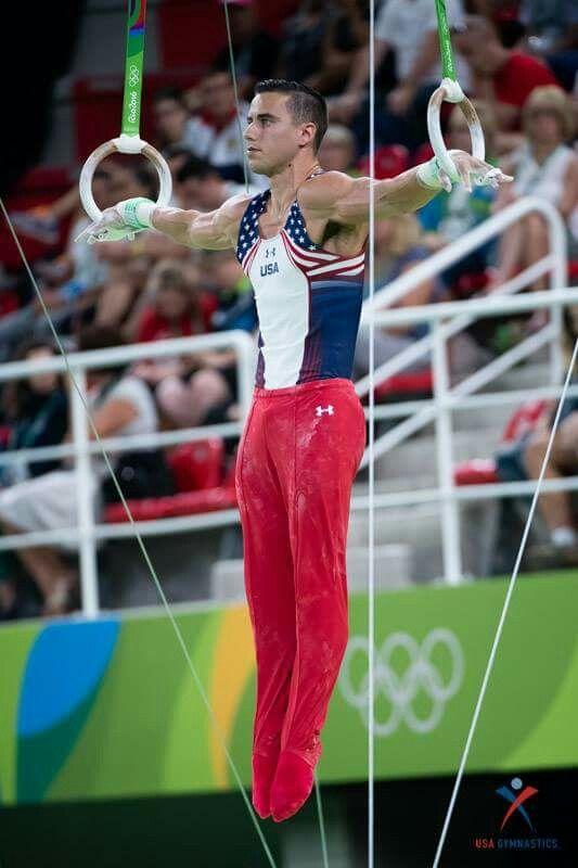 Jake Dalton ~ Gymnastics, Rio 2016