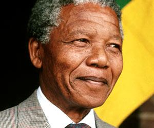 Madiba.  Or to the western world.  Nelson Rolihlahla Mandela.  Once a leader of the armed wing of the ANC, spent 27 years in prison and was eventually released ready to forgive and even made major concessions to the white minority while President of South Africa in order to ensure peace.
