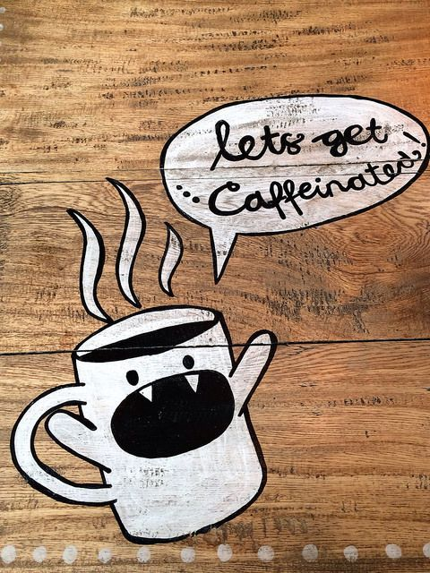 Let's get caffeinated every morning! #coffee #quotes with @Coffee Lovers Magazine