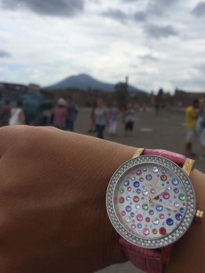 Capri Watch a Pompei.