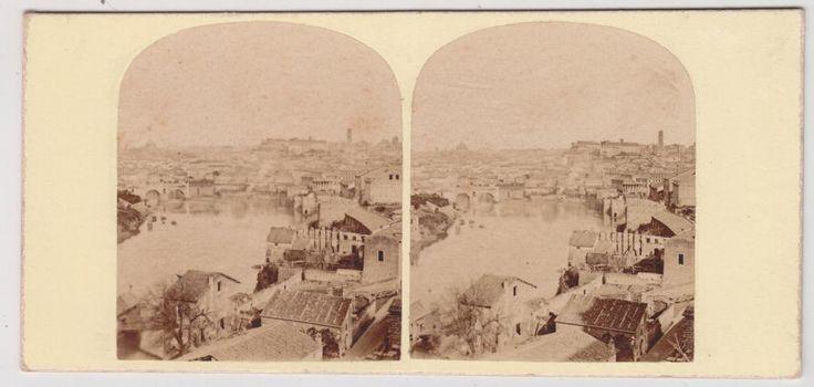 View of Tiber and Ponte Fabricio