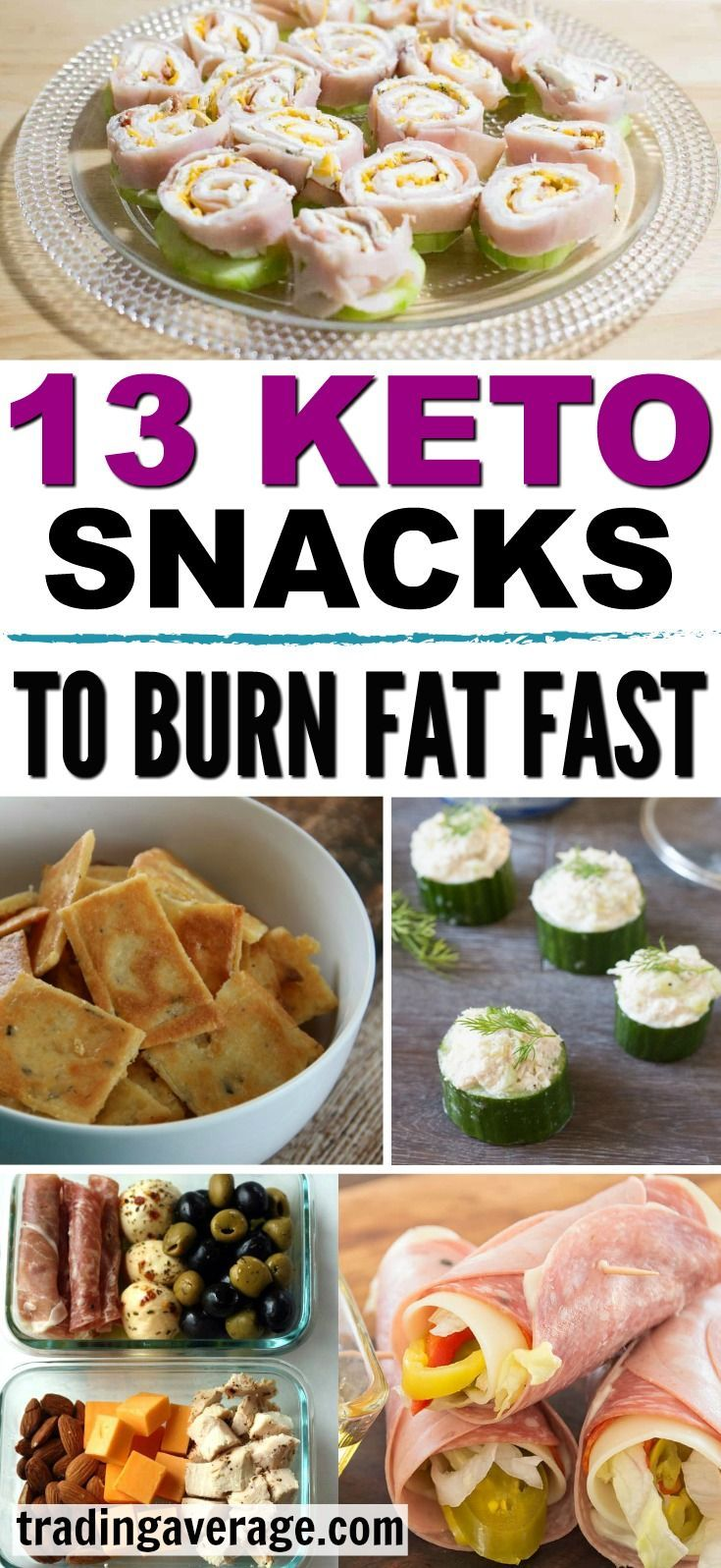 These keto snacks are exactly what I was looking for! Low carb treats and absolu...