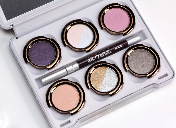 Urban Decay Oz Glinda Palette - Just succumbed and purchased this palette. I LOVE the colours!