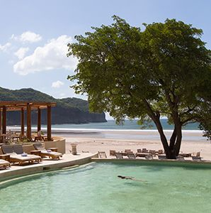 When Nicaraguan industrialist Carlos Pellas decided to build the country's first five-star hideaw...